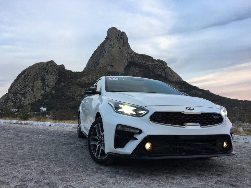 Kia Forte GT Hatchback