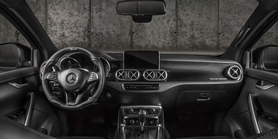 Mercedes X-Class EXY