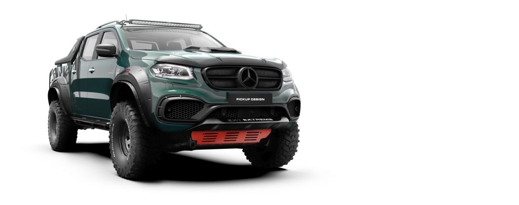 Mercedes X-Class EXY EXTREME