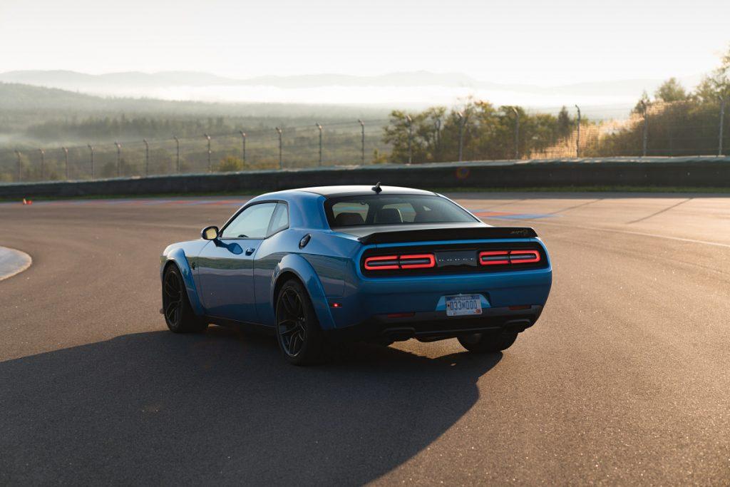 Dodge Challenger SRT Hellcat Redeye Widebody