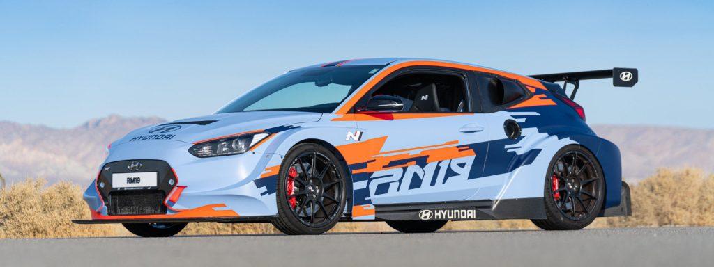 RM19 Racing Midship Sports Car