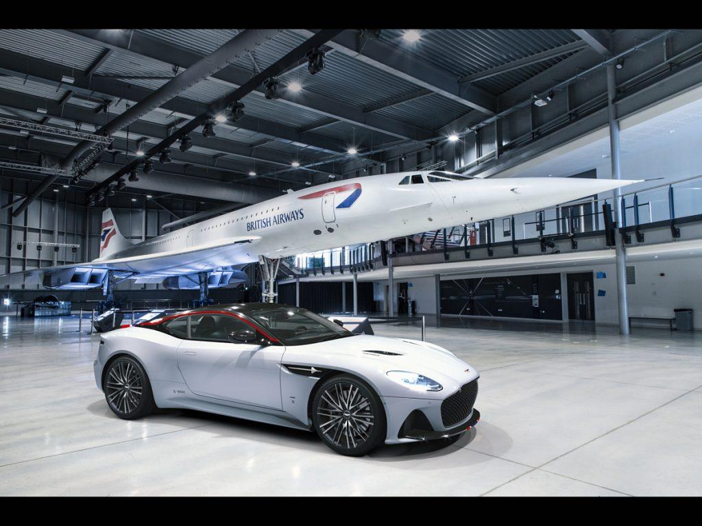 DBS Superleggera Concorde
