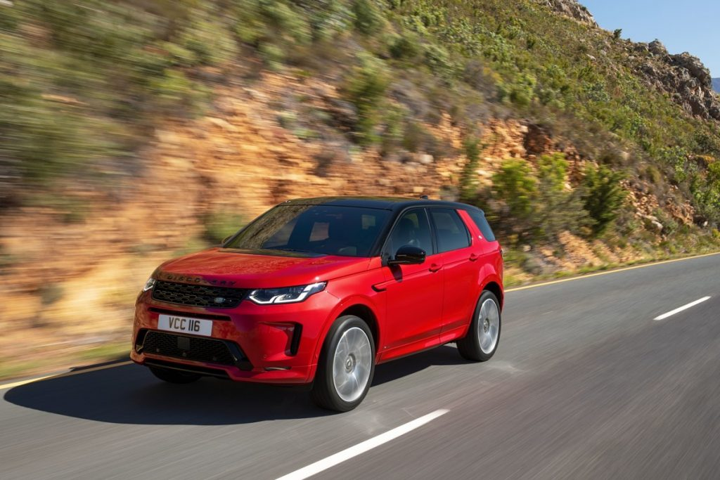 Discovery Sport MHEV