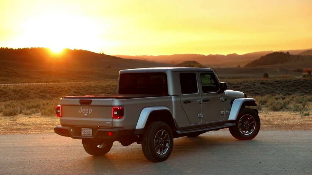 Jeep Gladiator 2020 Overland