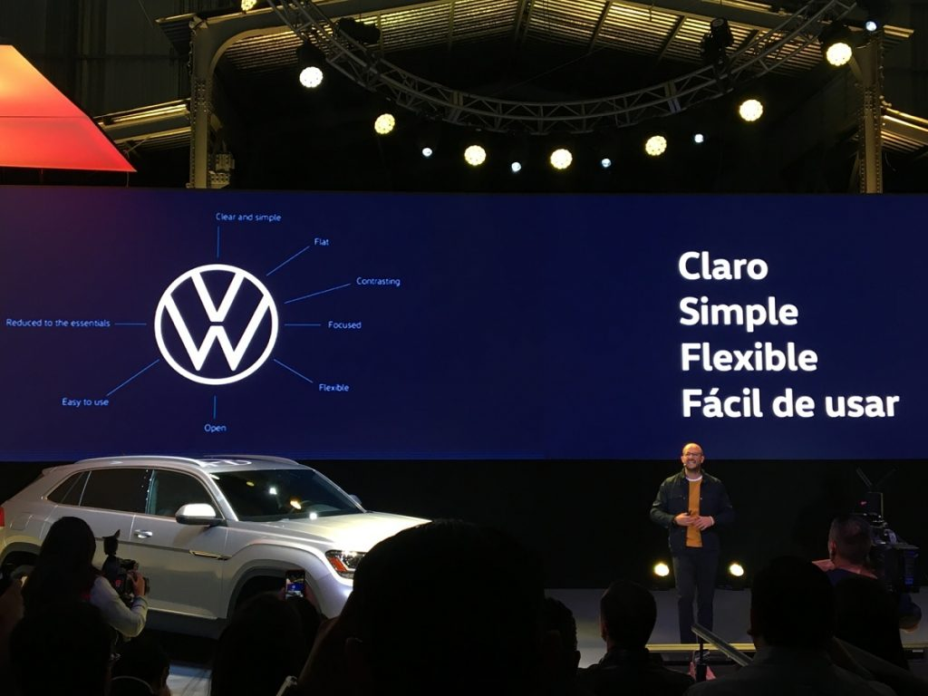 nuevo logo VW