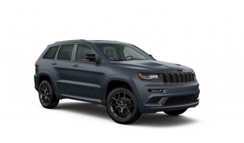 Grand Cherokee Limited X 2020