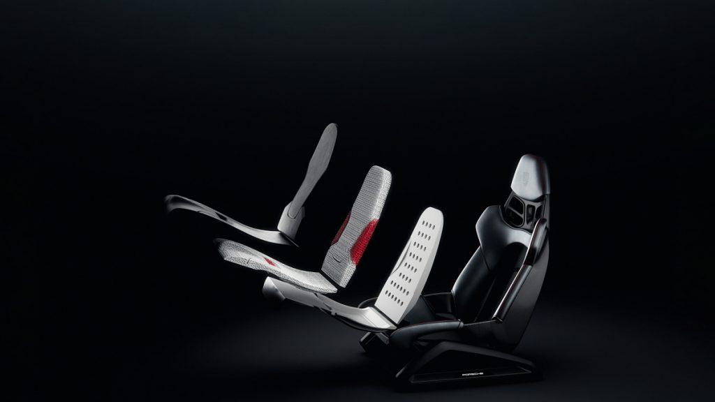asientos 3D