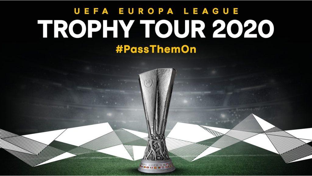 UEFA League Trophy Tour
