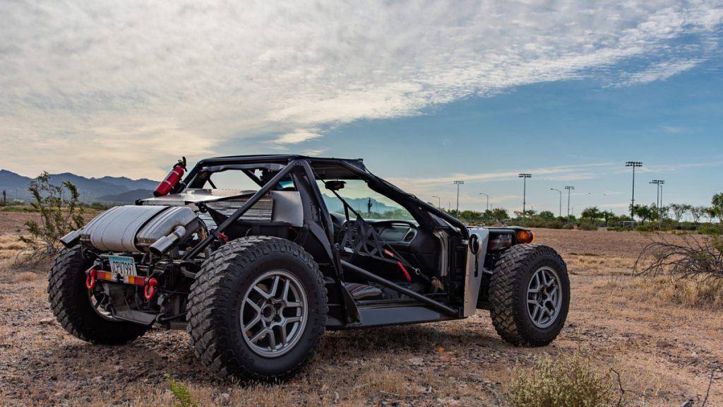 Corvette C5 Dune Buggy