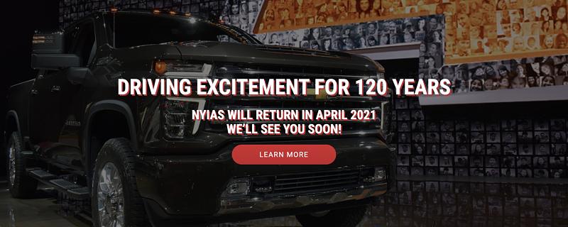 Auto Show de Nueva York 2020