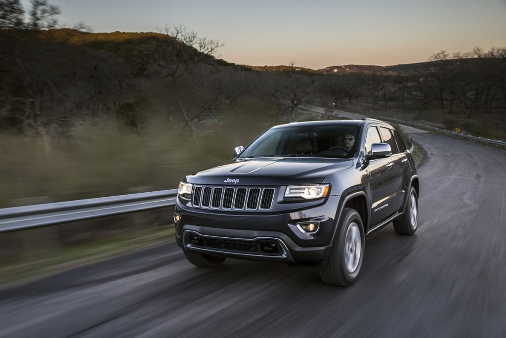 Jeep Grand Cherokee Blindada 2020