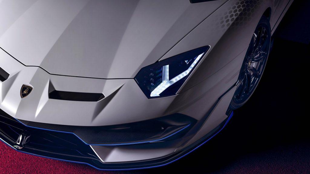 Aventador SVJ Xago Edition