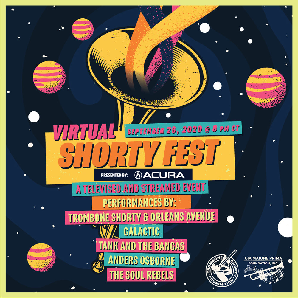 Virtual Shorty Fest