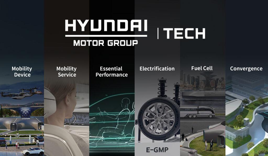 Hyundai Motor Group Tech