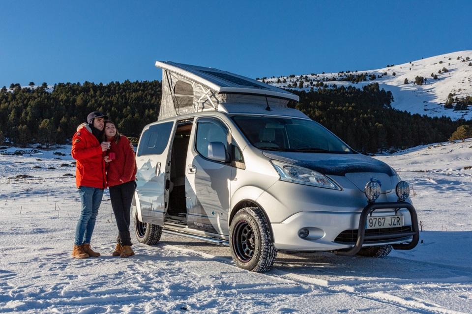 Winter Camper Concept