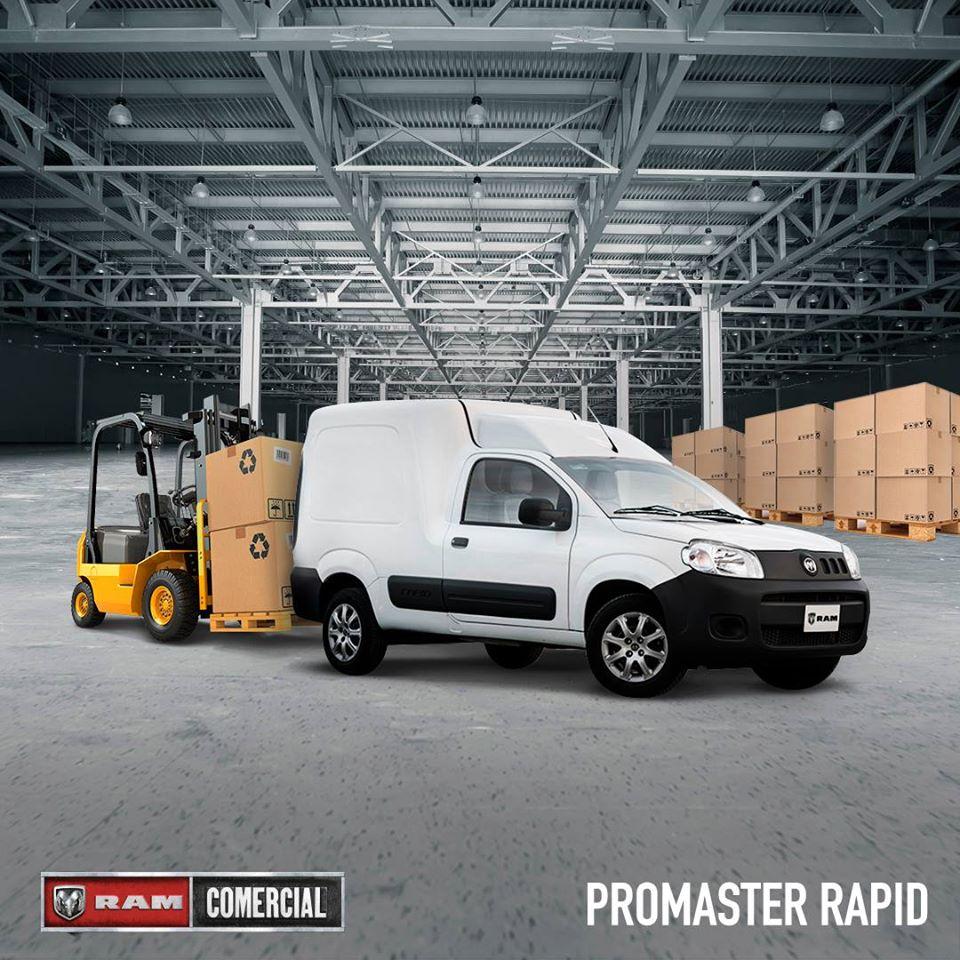 RAM ProMaster Rapid