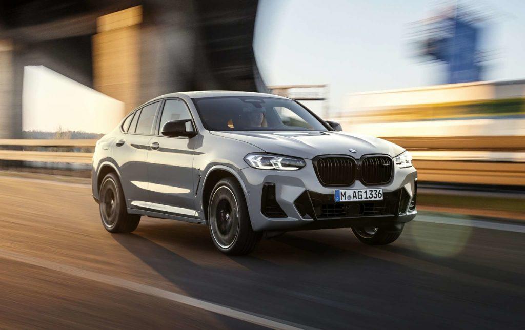 BMW X3 y BMW X4
