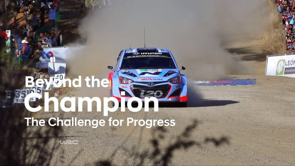 Beyond the Champion