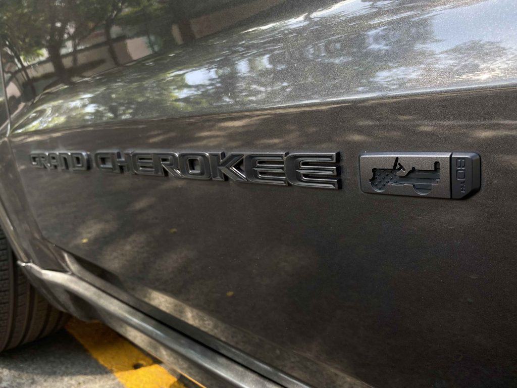 Jeep Grand Cherokee 80 aniversario
